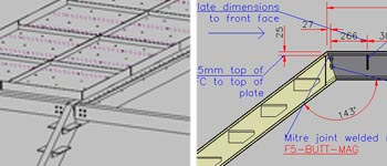 examples of Force 5 Engineering's 3D modelling capabilities