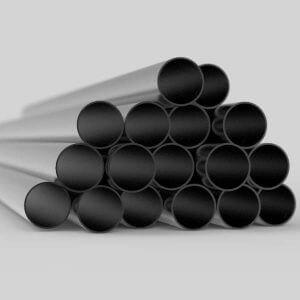 round erw tube