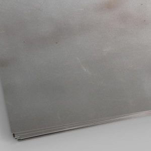 close up image of zintec steel sheet