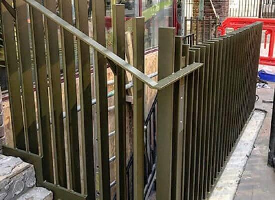 Bespoke railings and balustrades