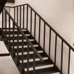 Industrial Staircase for Office Refurb – Clerkenwell, London