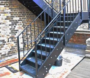 external steel stairs1