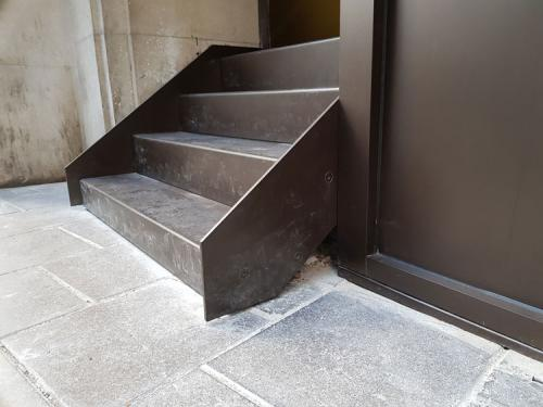 mild-steel-bolted-steps